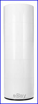 Abs Plastic Storage Unit Componibili Office/bathroom Caddy Drawer Round Corner