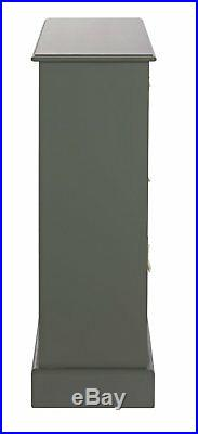 Argos Home New Malvern Hallway 6 Drawer Unit Grey