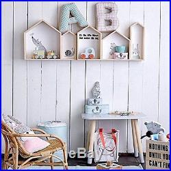 Bloomingville Mini Kids Childrenu0027s Nursery Bedroom Playroom Storage Shelves