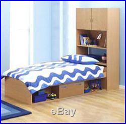 Cabin Single Bed New + Storage Area Children Kids R87+r85