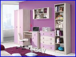 Children Kids Bedroom Furniture Collection TENUS Heather
