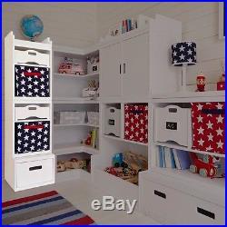 Childrens Kids Toy Storage Unit Drawer Children S Bedroom Gltc White