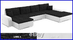 Corner Sofa Bed Toronto Sprung Mattress And Extra Storage