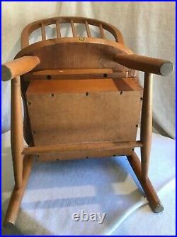 Ercol Children's Chair with Storage Drawer