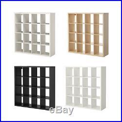 Ikea KALLAX 16 4x4 Shelf Shelving Unit Bookcase Storage Display Unit Rack Expedi