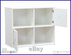 Infinity Childrens Bedroom Cube 2 Door Storage Units