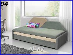 Kids Sofa Bed'MAMBA' With Storage Wersalka / Tapczanik / Polskie wersalki
