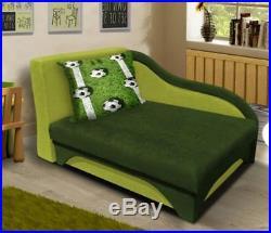 Kids Sofa Bed SMYK With Storage Wersalka / Tapczanik