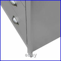 Lisbon 2 Door Double Wardrobe In Grey Bedroom Furniture Storage Cupboard