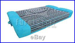 MODERN SETTEE Sofa Bed COUCH COCO with storage BONELL SPRINGS polskie wersalki
