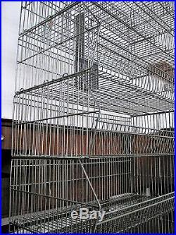 Metal Vintage Industrial Shelf Storage Baskets Wire Rack shop fitting kitchen