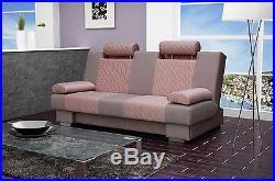 NEW MODERN SETTEE COUCH SOFA BED ANTONIO storage BONELL SPRINGS POLSKIE WERSALKI
