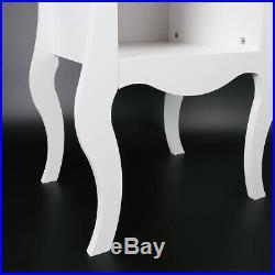 New Bedside Chest Bedside Table Nightstand 1 Drawer Storage Cabinet Furniture