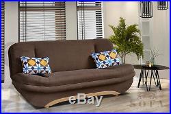 New Click-Clack Sofa Bed SAMBA With Storage Wersalka