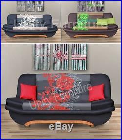 New Click-Clack Sofa Bed SAMBA With Storage / Wersalka Polskie Wersalki