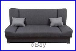 Click Clack Sofa Bed With Storage Uk