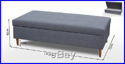 Quality Settee Corner Sofa Bed Couch Areo Pouffe Storage Polskie Narozniki