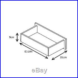 REFLECT 2 Door Corner Wardrobe Gloss Grey / White 4 Piece Bedroom Furniture Set