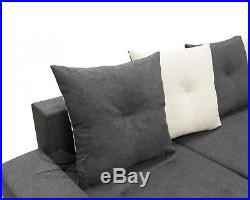 SETTEE Corner Sofa Bed COUCH SAWANA storage BONELL SPRINGS POLSKIE NAROZNIKI