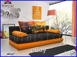SOFA BED KIDS SETTEE COUCH New ALEX storage Polskie Wersalki BONELL SPRINGS