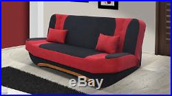 SOFA BED SAMBA with STORAGE WERSALKA