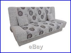 Sofa Bed MONICA with storage Wersalka / Polskie Wersalki