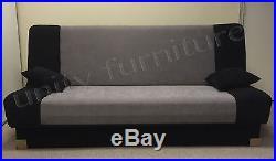 Sofa Bed MONICA with storage / Wersalka Polskie Wersalki SALE