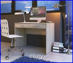 Sonoma Oak Effect 4 Piece Euro Single/Child Bedroom Set Storage Bed Frame Nepo
