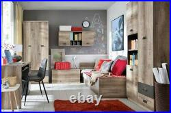 Urban 154cm Sofa Bed King Size Bed with Lift Up Storage and Cushions Malcolm