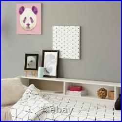 Wood Day Bed, Sleep White Children's Storage Bed EU Single 4 Mattress Options
